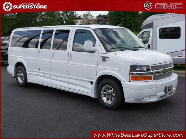 Conversion Van Dealer New Used Pre Owned Conversion Vans