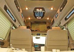 New 2013 Explorer Vans